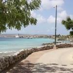 Strandpromenade im Plaza Resort Bonaire