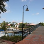 Wege im Plaza Resort Bonaire
