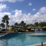 Pool im Plaza Resort Bonaire