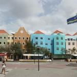 Blick auf Otrabanda in Willemstad/Curacao