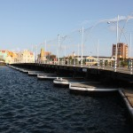 Königin-Emma-Brücke auf Curacao