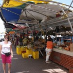 Verkaufsseite Schwimmender Markt