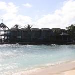 Blick auf Blue Wing Deluxe Hotel Avila