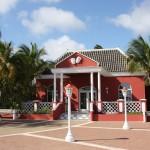 Hotelanlage Avila auf Curacao