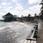 Strand am Hotel Avila in Willemstad - Curacao