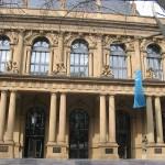 Gebäude der Frankfurter Börse