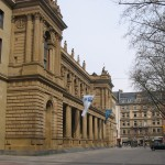 Wertpapierbörse in Frankfurt