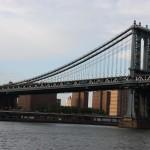Hängebrücke Brooklyn Bridge