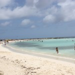 Strand am Baby Beach