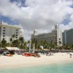 Beach-Aktivitäten am Palm Beach
