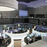 Handelssaal der Börse Frankfurt