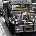 Mercedes in Manila