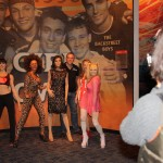 Spice Girls im Madame Tussauds New York