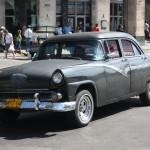 Straßenkreuzer auf Kuba