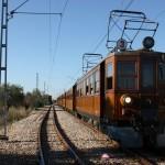 Zug des Tren de Sóller