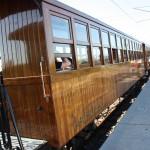 Waggon des Tren de Sóller