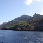 Meer bei Sa Calobra