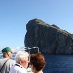 Fahrt von Port de Sóller nach Sa Calobra