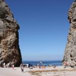 Strand Platja de Torrent de Pareis