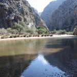 Wasserlauf des Torrent de Pareis