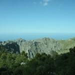 Landschaft bei Sa Calobra