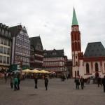 Samstagsberg (Ostzeile) mit Nikolaikirche