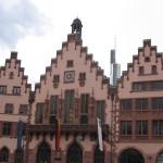 Rathauszeile am Römerberg