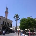 Last-Minute-Urlaub in Griechenland