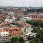 Blick über München von St. Peter