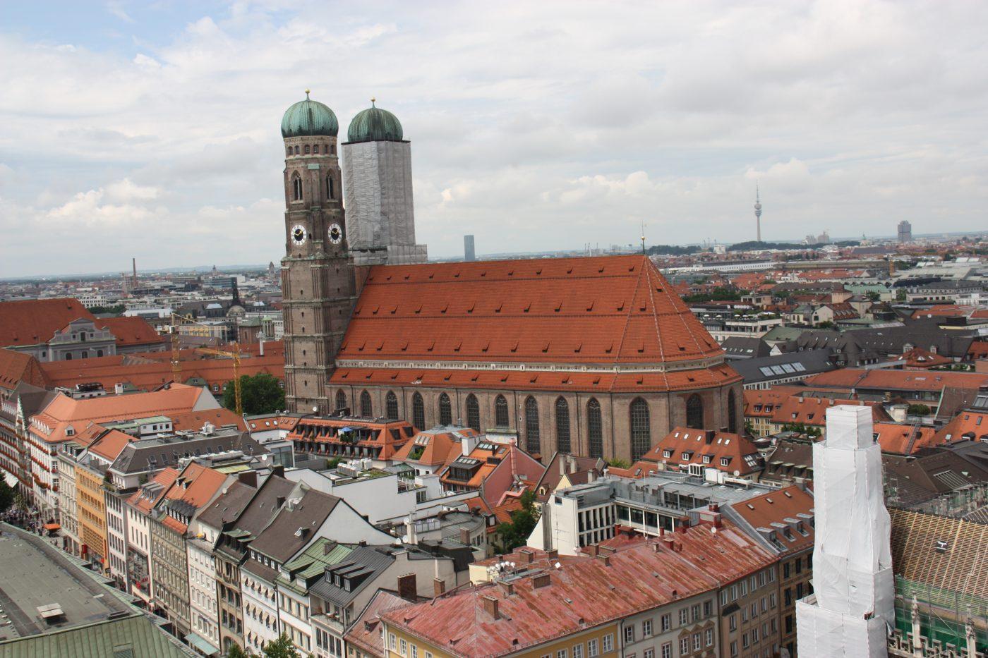 Münchener Frauenkirche