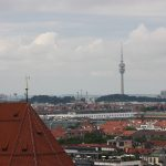 München und Olympiaturm