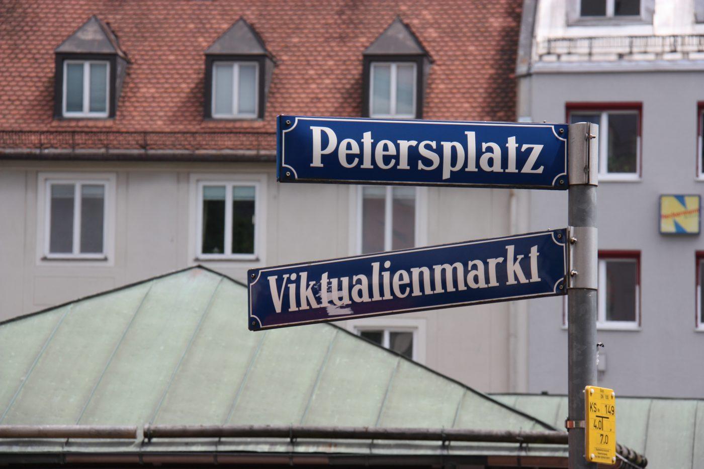Petersplatz München