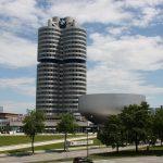 BMW-Zentrale und Museum