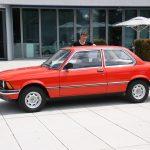 historischer 3er BMW