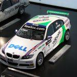 BMW Rennwagen im BMW Museum