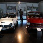 Oldtimer im BMW Museum