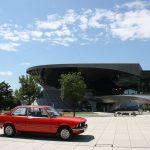 BMW Museum und Olympiaturm