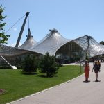 Zeltdach des Olympiastadions München
