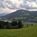 Großer und kleiner Alpsee