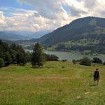 Wandern am Alpsee