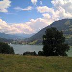 Großer Alpsee und Mittag