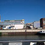 Blick auf den Industriepark Höchst