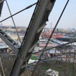Blick auf den Wiener Prater aus dem Riesenrad