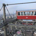 Blick auf Wien vom Wiener Riesenrad