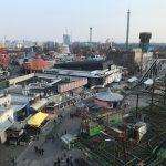 Blick über den Prater vom Wiener Riesenrad