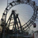 Wiener Riesenrad auf dem Prater