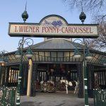 Historisches Wiener Pony-Karussell