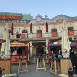 Riesenradplatz im Wiener Prater