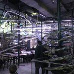 Einblick in das Rollercoaster Erlebnisrestaurant Wien Prater