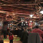 Entertainment im Erlebnisrestaurant Rollercoaster